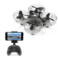 Eachine E012HW (Black) WiFi FPV RC Quadcopter Altitude Mode 2.4G RTF w/ 3xBattery [1169324-B-3B]